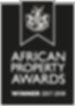 African property awards 2futures, winner 2017, winner 2018, awards, developer 2futures,