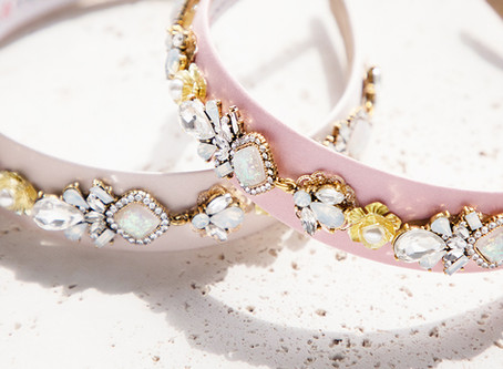LIFESTYLE JEWELLERY SHOOT FOR EVELYN & ROSE - 4&15/5/2020