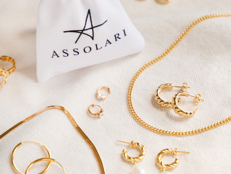 ASSOLARI SOCIAL MEDIA CONTENT CREATION - LIFESTYLE JEWELLERY PHOTOGRAPHY 15/5/2020