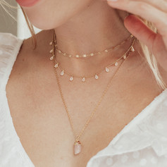 Layered Necklaces, Gold Chains, Jeweller