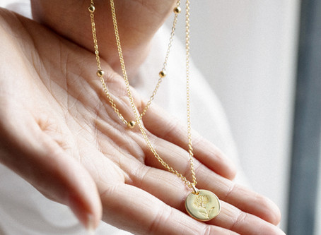 Natural Light Jewellery Photography