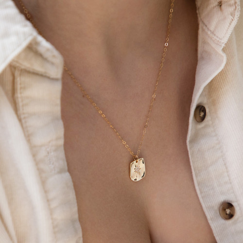 Gold Necklace on Neck, Jewellery Photogr