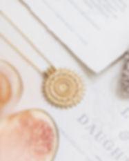 Necklace, Gold, Lifestyle, Photoshoot, P