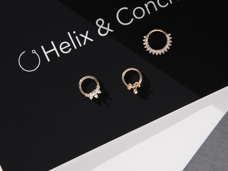 HELIX & CONCH VISUAL MAKEOVER