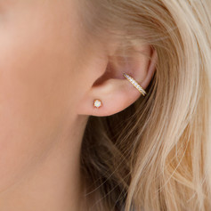 Earings, Gold and Gemstone Jewellery, Je