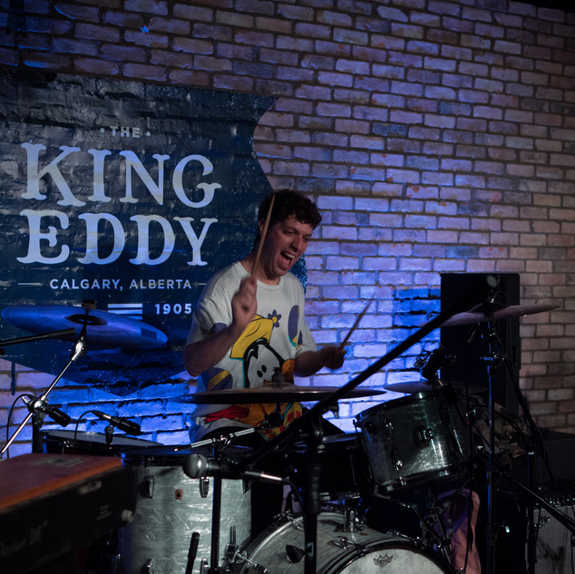 The King Eddy, Calgary 2018