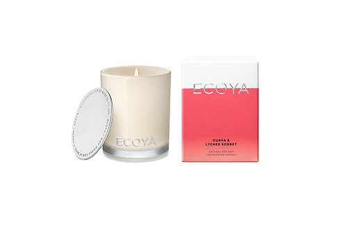 Guava & Lychee Mini Madison Candle 80g