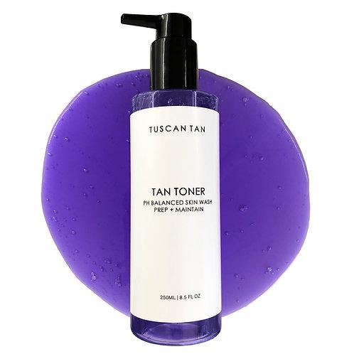 Tan Toner Skin Wash 250ml