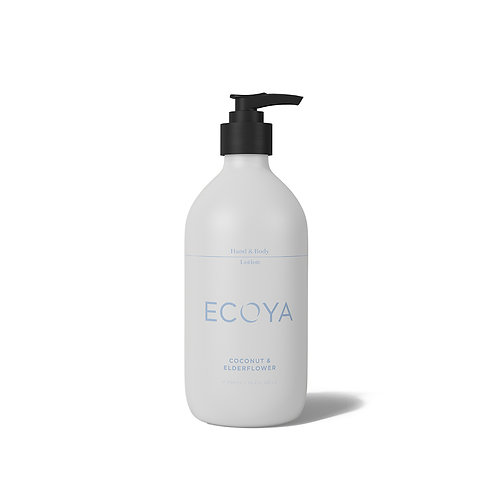 Coconut & Elderflower Hand & Body Lotion 450ml