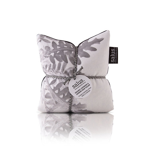 Grey Botanical Lavender & Jasmine Heat Pillow