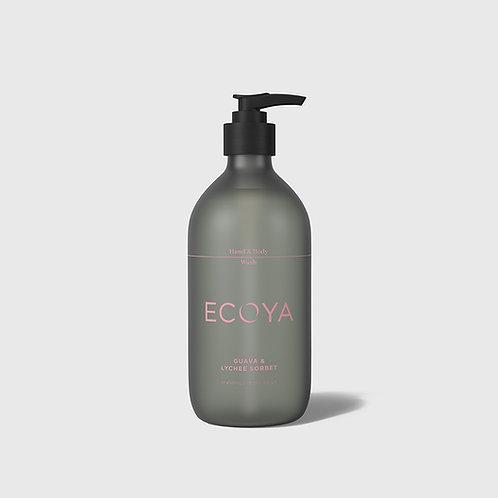 guava & Lychee Hand & Body Wash 450ml