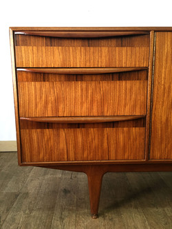 McIntosh Teak and Rosewood Sideboard