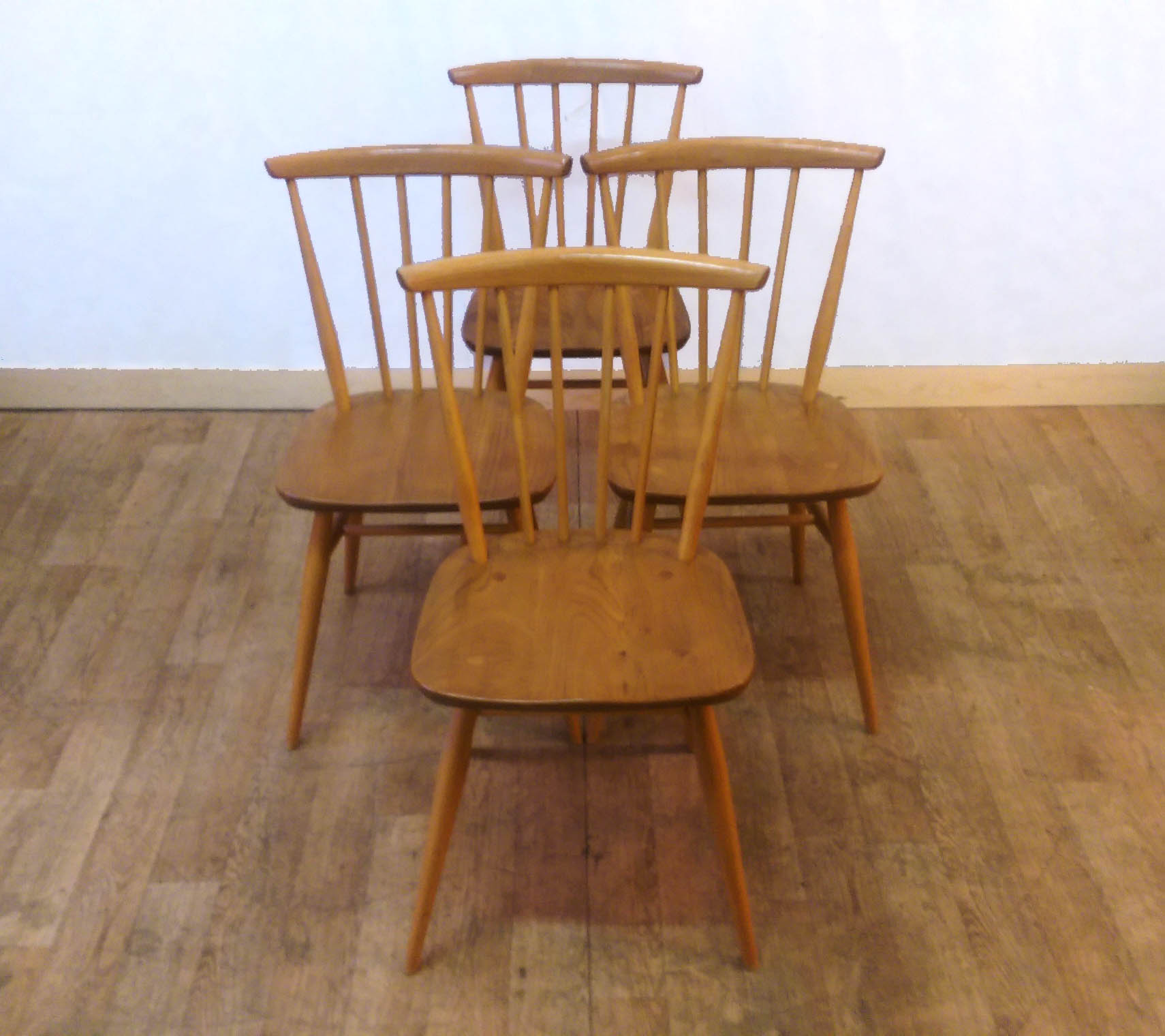 Ercol StickBack Chairs
