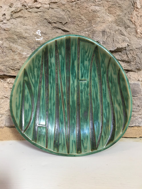 Danfoss Danish Ceramic Dish