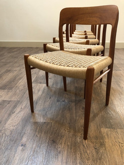 JL Moller Chairs 75