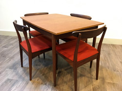 Greaves and Thomas Table and Chairs