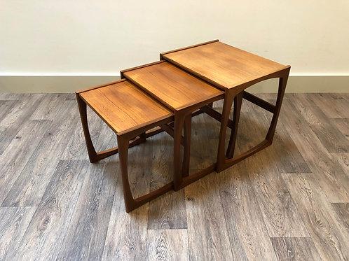 G-Plan Quadrille nest of tables