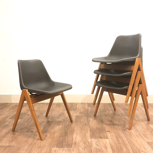 Robin Day stacking chairs