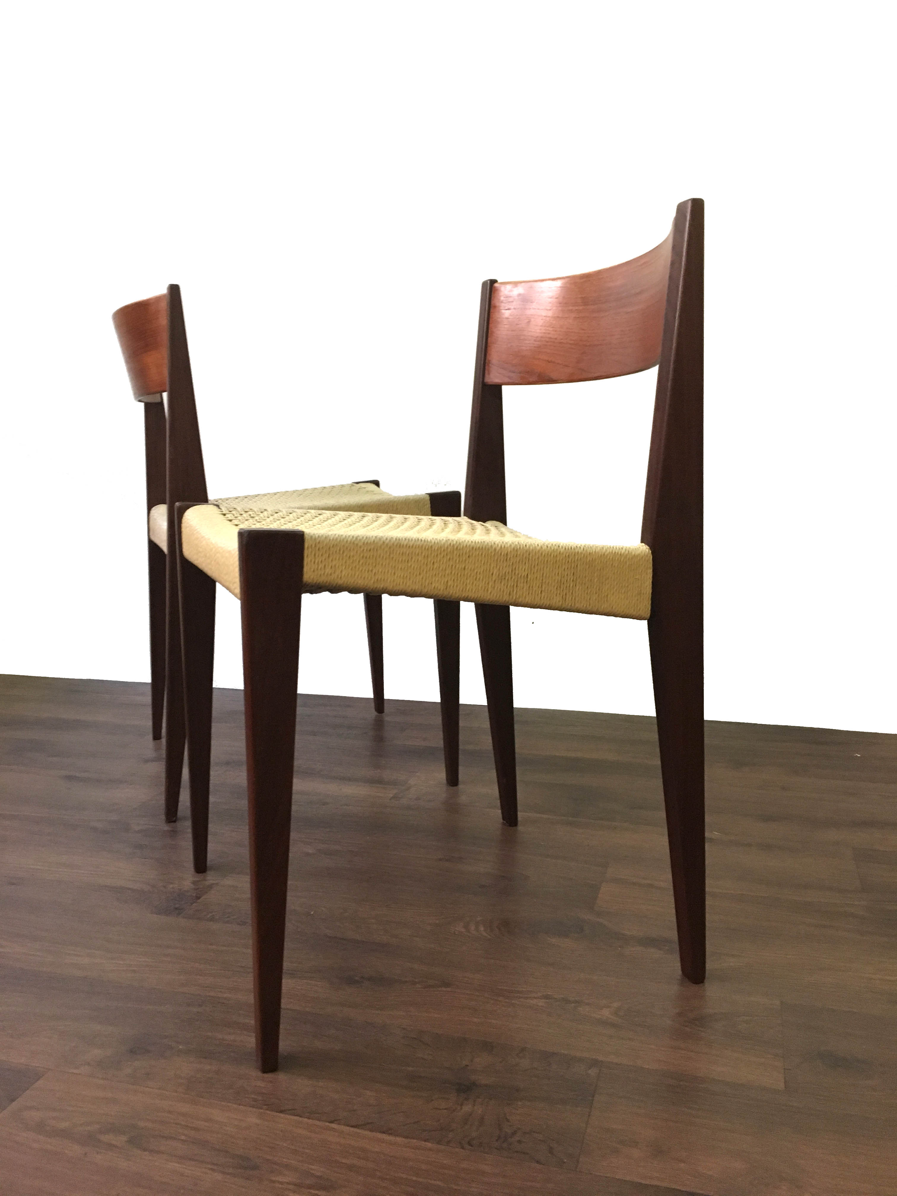 Poul Cadovius Dining Chairs