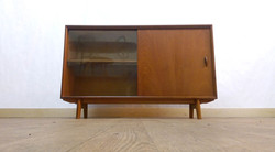 1960's Teak Bookcase