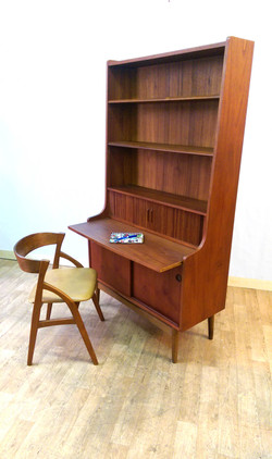 BM Bookcase Bureau
