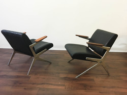 Robin Day Axis Chairs
