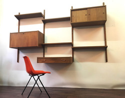 Danish PS Shelving System