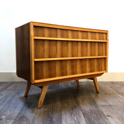 Avalon Walnut lowboy