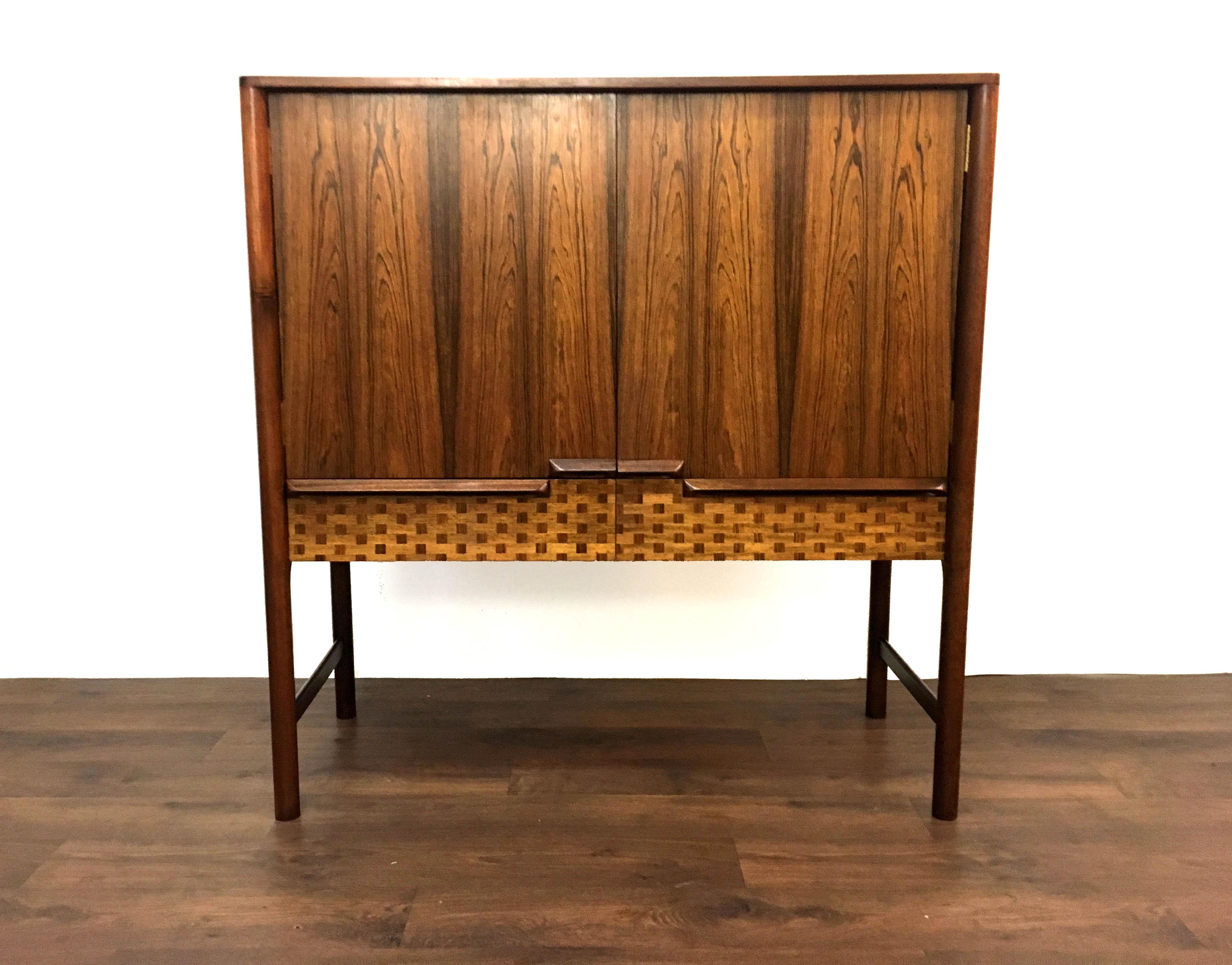 McIntosh Rosewood Cabinet