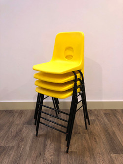 Robin Day Bar Stools