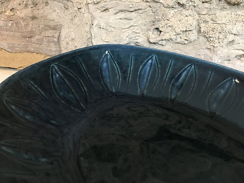 Gainsay Pottery ceramic dish