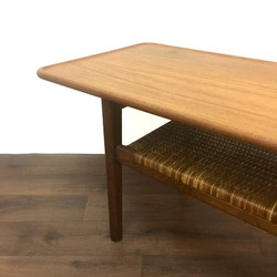 Hans Wegner AT-10 Coffee Table