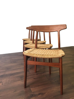 Henning Kjærnulf Chairs