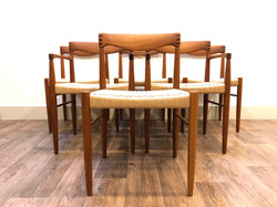 Bramin HW Klein Chairs