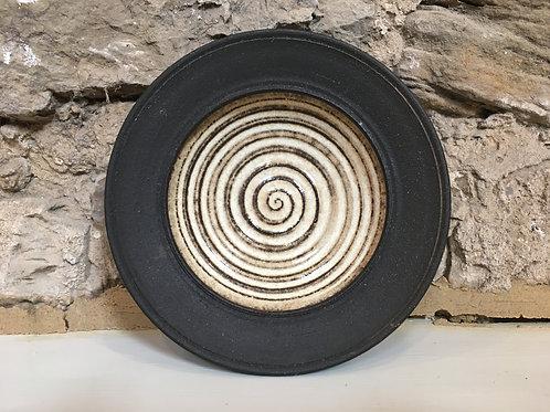 Danish Ceramic Swirl designed bowl