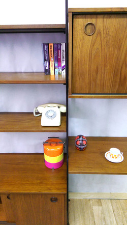 Avalon Shelving System