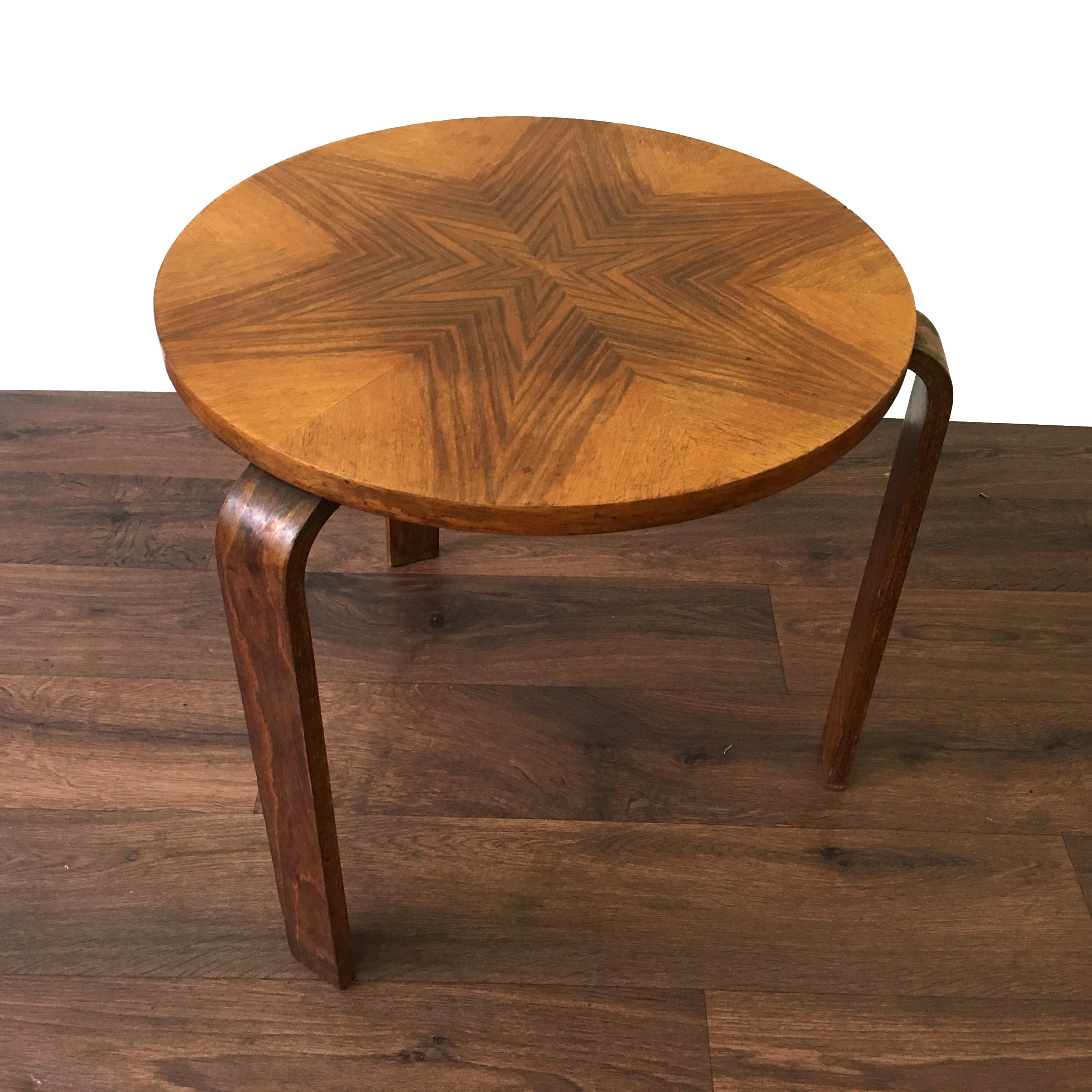 Aalvar Aalto Style Table