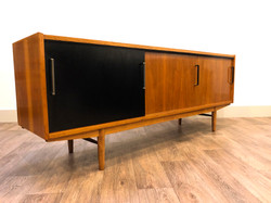 Walnut Oak Sideboard