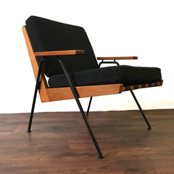 Robin Day Chevron Armchair Chair Hille