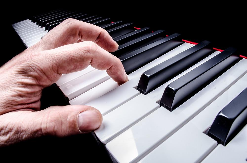 תוכנת לימוד פסנתר