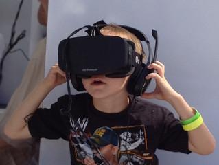 מציאות מדומה לילדים – בכדי להקנות להם ידע בעולם התוכנה