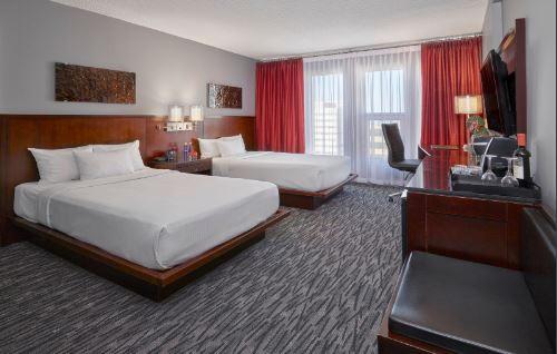Matrix Hotel - Deluxe Room