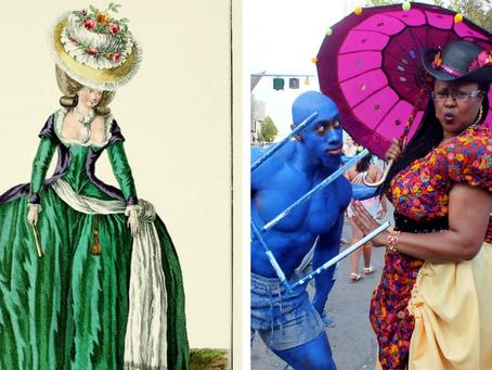 Dame Lorraine – Carnival is Woman