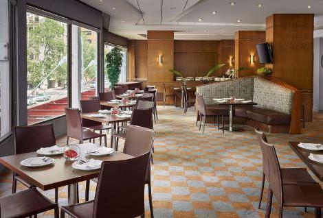 Matrix Hotel Lounge