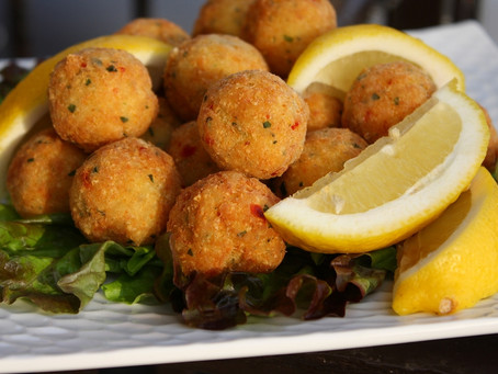 Taste of the Caribbean: Spicy Fish Balls