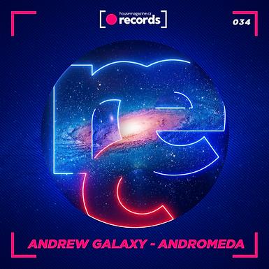 Andrew Galaxy - Andromeda