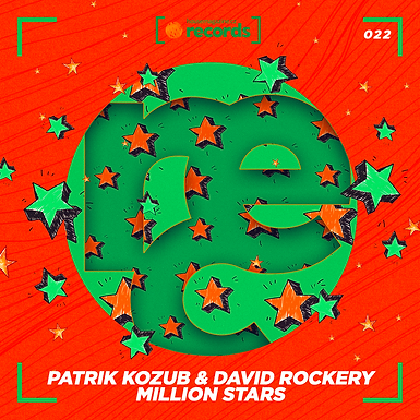 Patrik Kozub & David Rockery - Million Stars