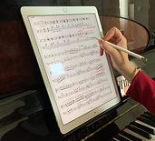 s'inscrire à cours de piano par échange de vidéos