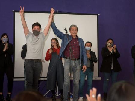 """Pedro Milla: """"Alejo Sarna es mi candidato"""""""