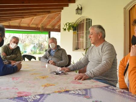 """Romano en Los Pioneros: """"Hay problemas históricos que el Municipio no quiere resolver"""""""